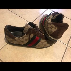 Men's Gucci's shoes/sneakers